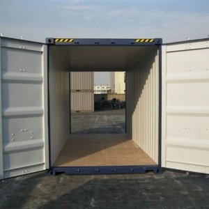 40' HC open side container
