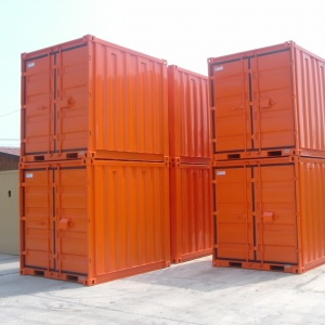 10' ISO Container