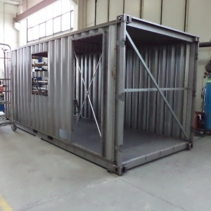 13's ISO Container